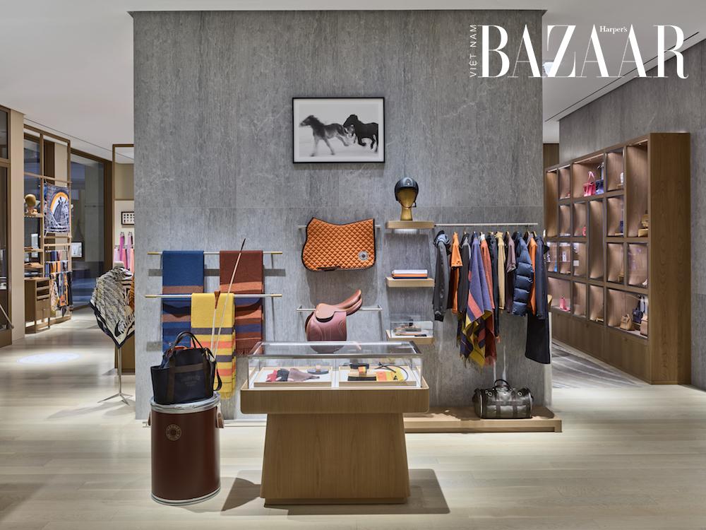 doanh thu Hermès nửa đầu năm 2021 đạt hơn 4,2 triệu Euro