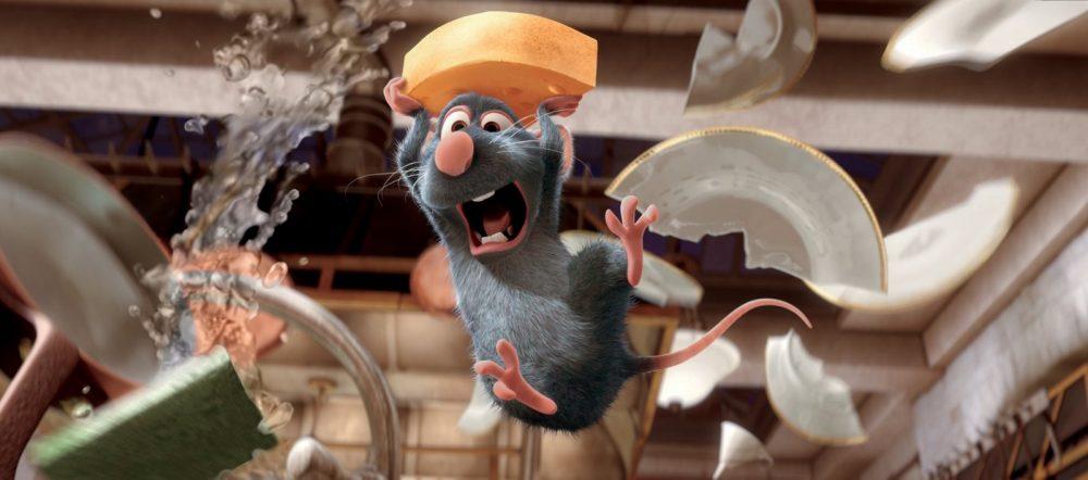 Chuột đầu bếp - Ratatouille (2007)