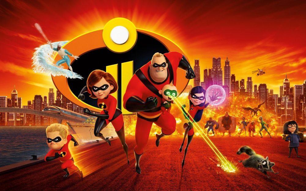 Gia đình siêu nhân - The incredibles (2004)