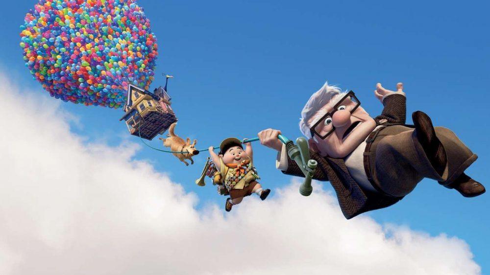 Giải Oscar cho phim hoạt hình hay nhất:Vút bay