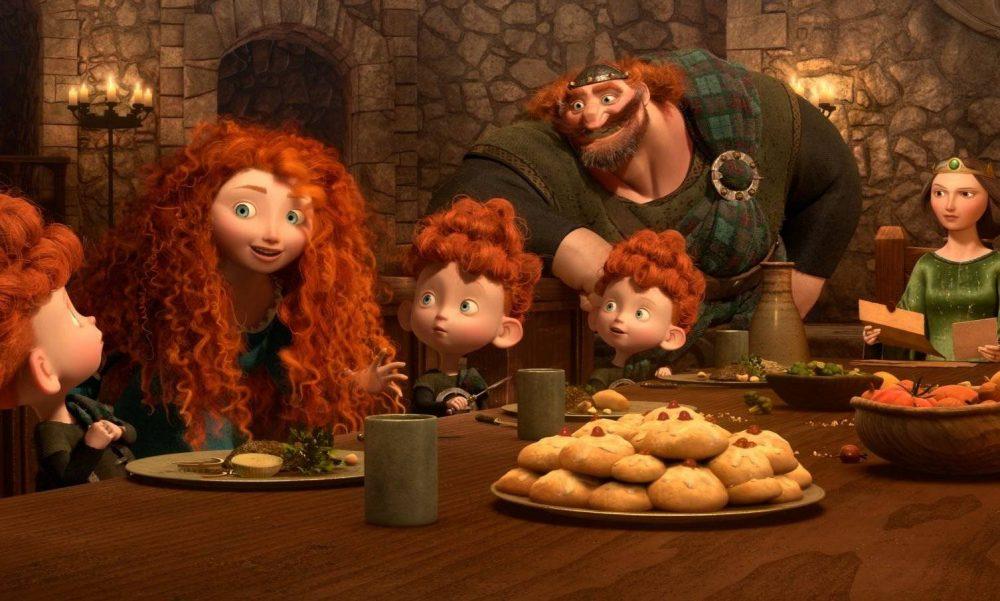 Giải Oscar cho phim hoạt hình hay nhất:Công chúa tóc xù