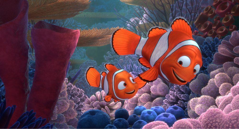 Giải Oscar cho phim hoạt hình hay nhất:Đi tìm Nemo