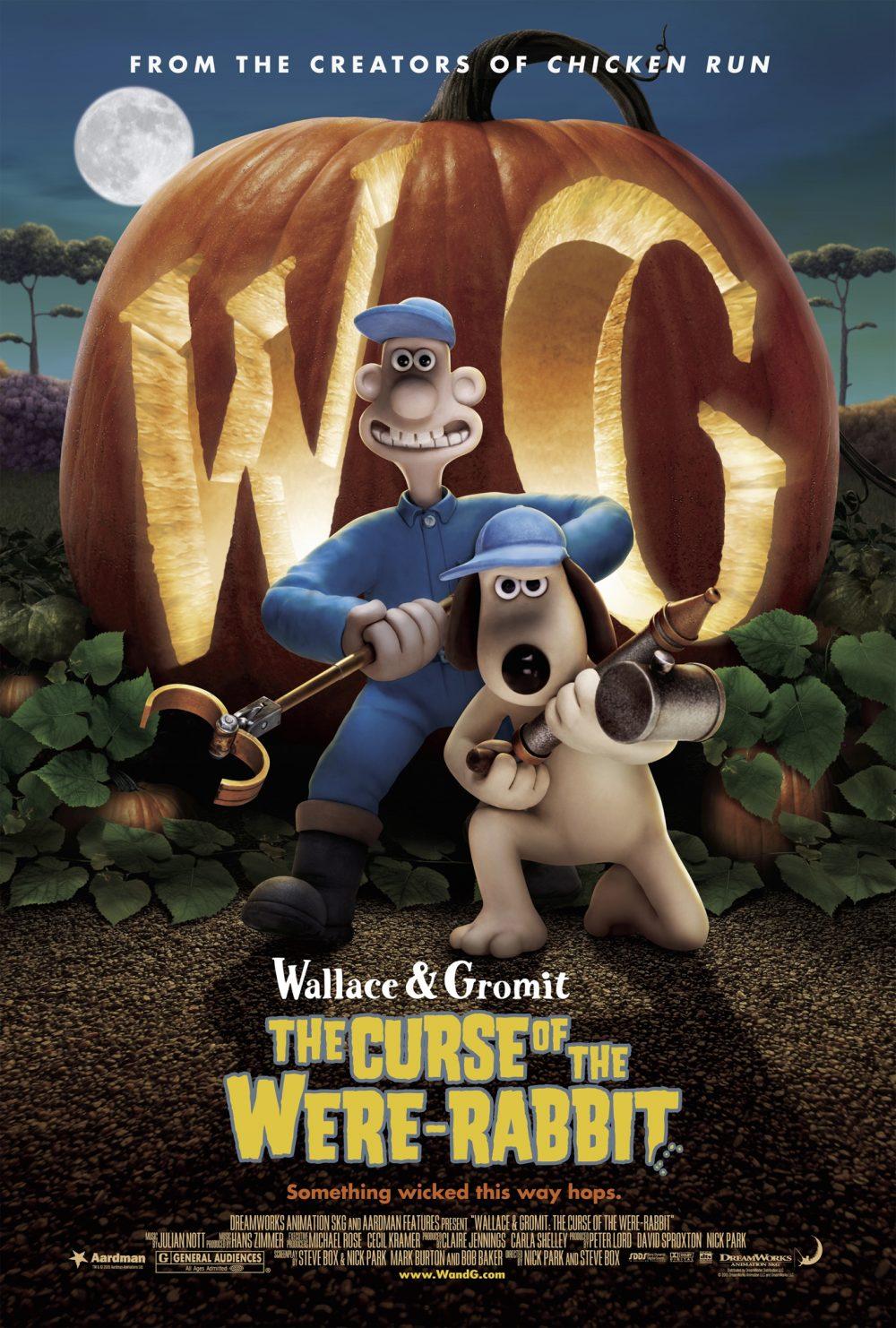 Wallace và Gromit: Lời nguyền của ma thỏ
