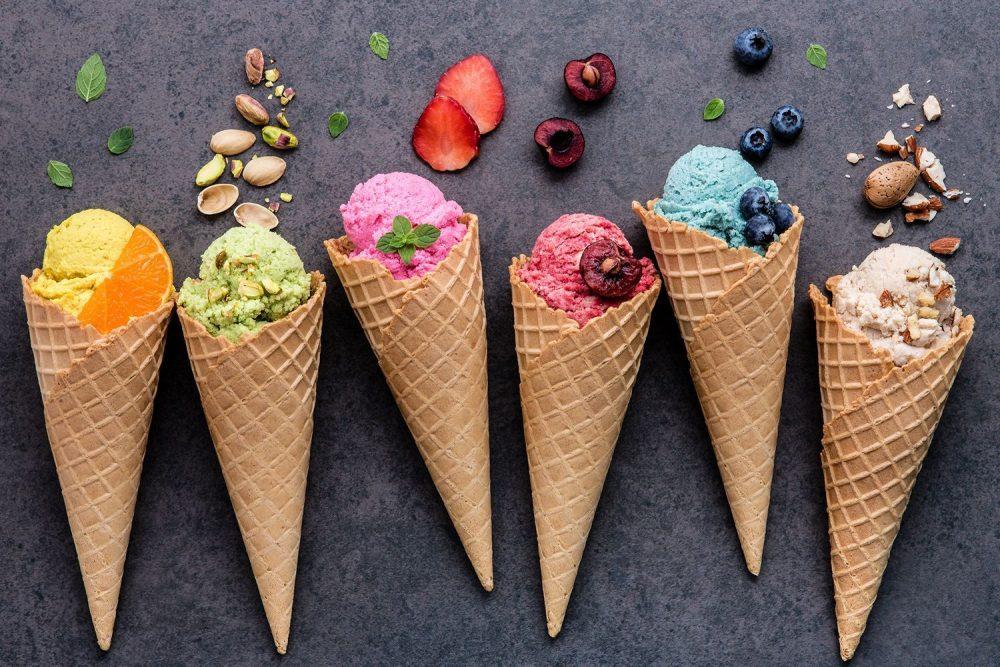 Kem có thể bị nhiễm gluten