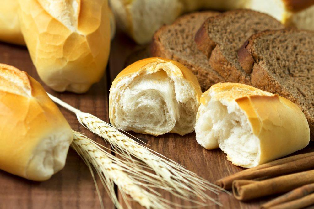 bành mì có gluten