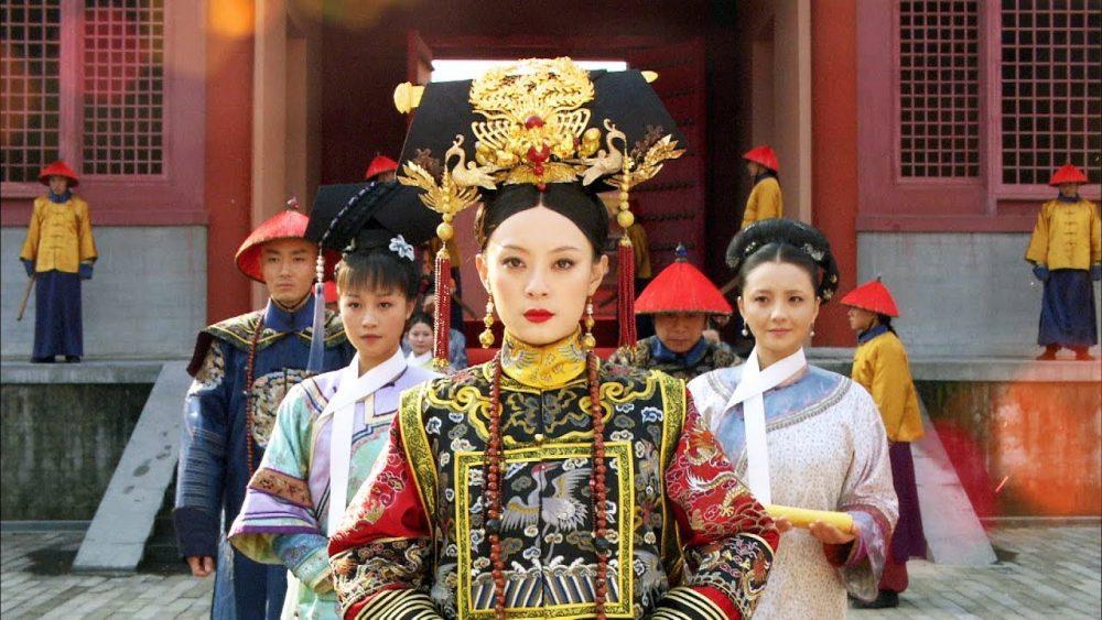 Những bộ phim cổ trang Hoa ngữ hay nhất: Hậu cung Chân Hoàn truyện