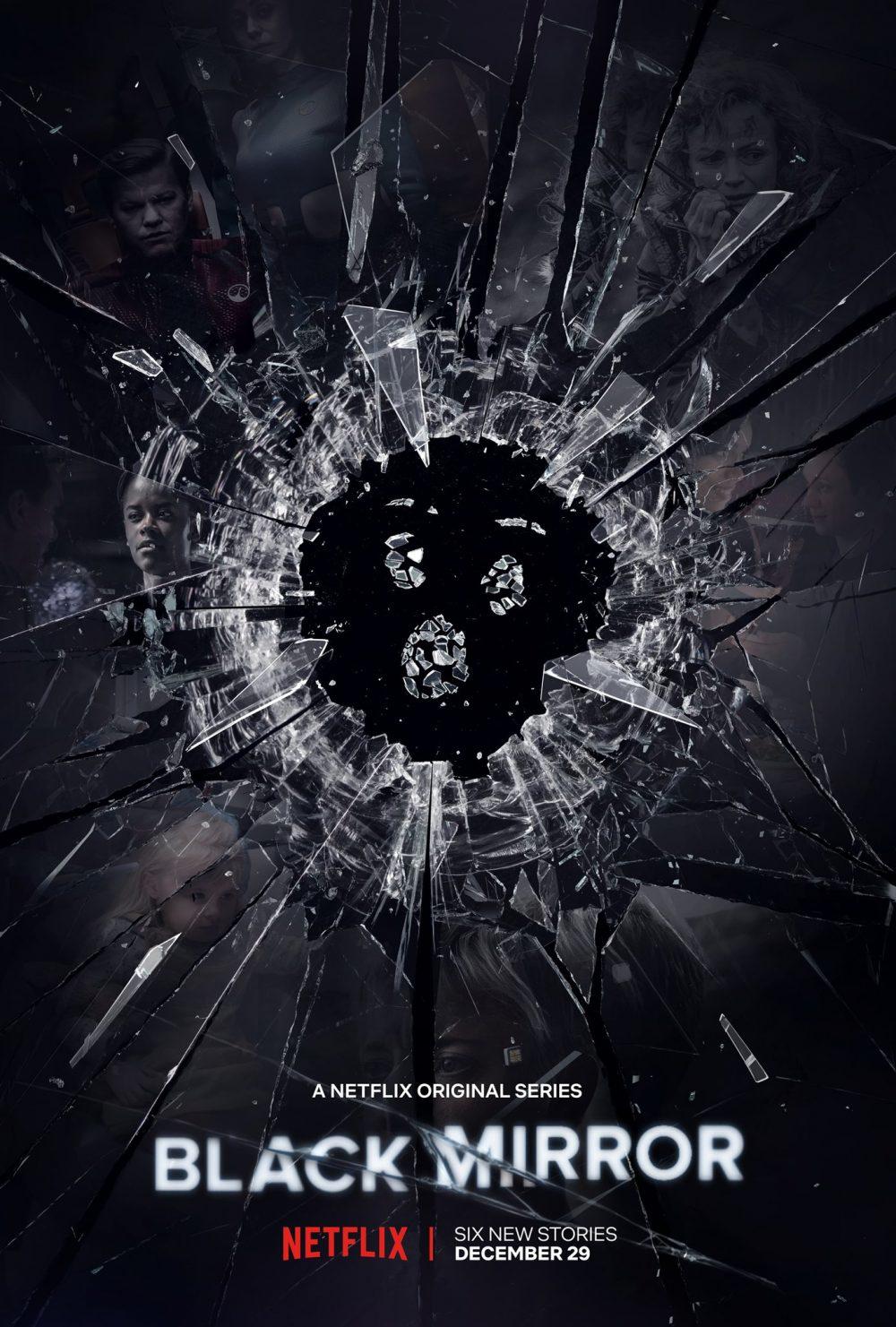 Những bộ phim hay trên Netflix: Gương đen