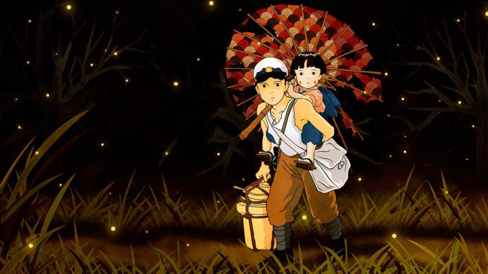 Phim hoạt hình Ghibli hay nhất: Mộ đom đóm