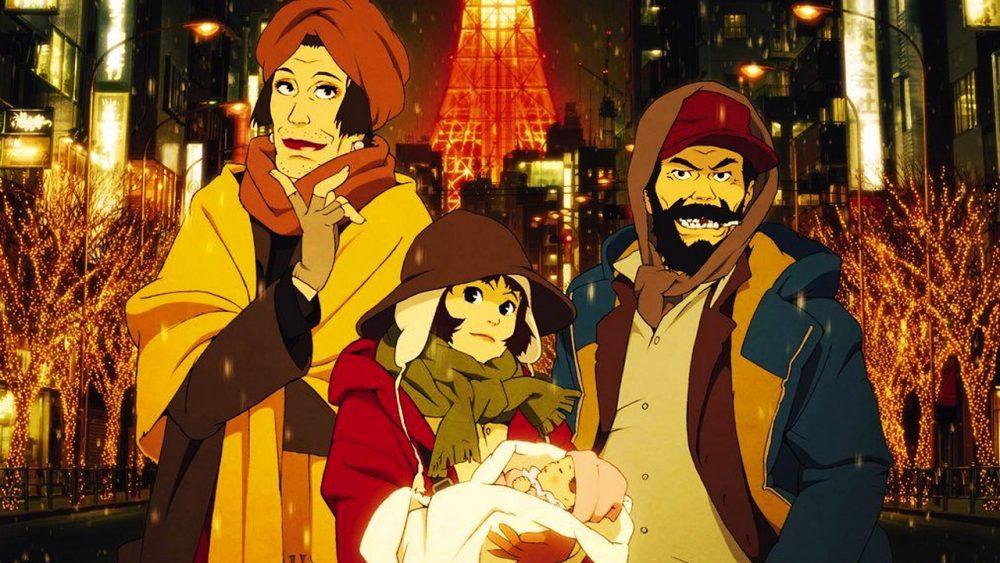Một đêm tuyết phủ - Tokyo godfathers (2003)