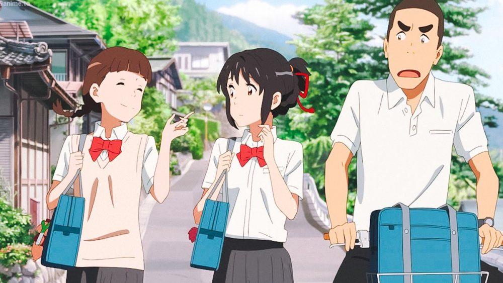 Những bộ phim hoạt hình anime Nhật Bản hay nhất: Tên bạn là gì?