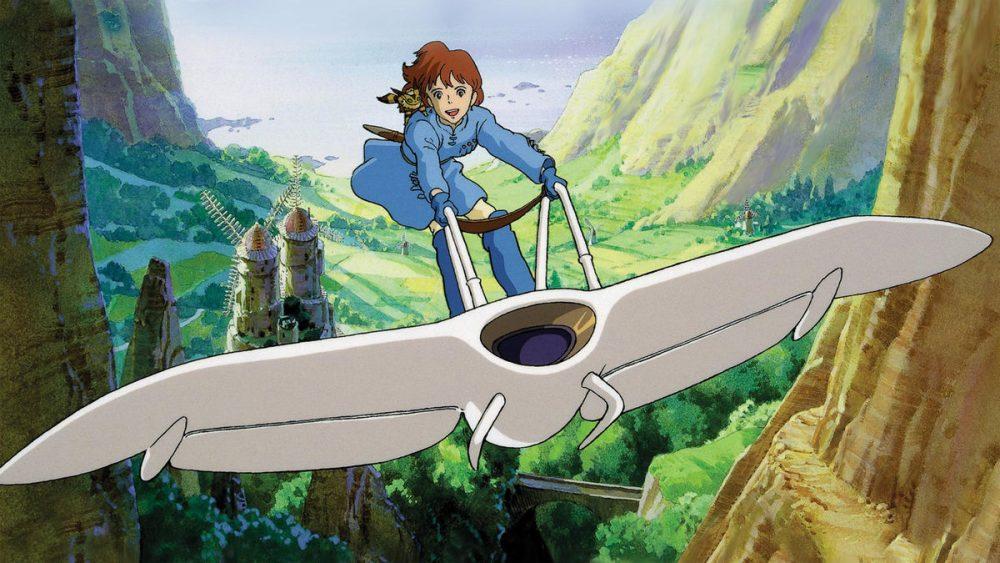 Những bộ phim hoạt hình anime Nhật Bản hay nhất: Nàng công chúa ở thung lũng gió