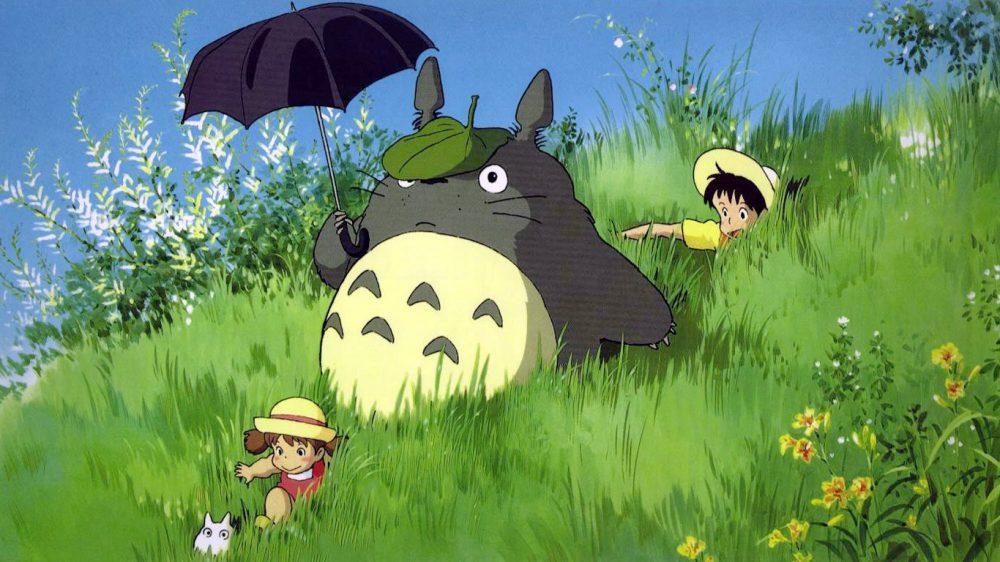 Hàng xóm của tôi là Totoro - Tonari no Totoro (1988)