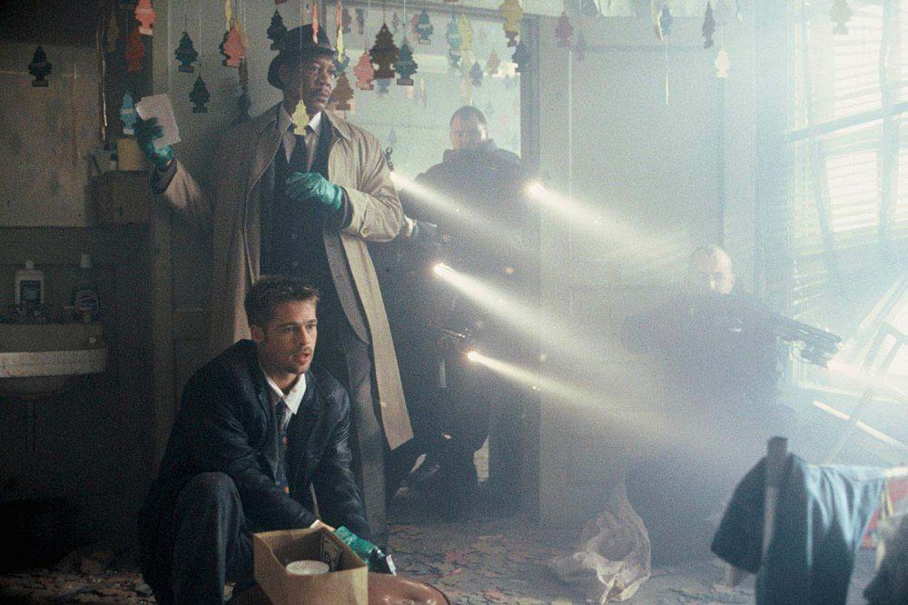 Phim hình sự hay nhất mọi thời đại: 7 tội lỗi chết người