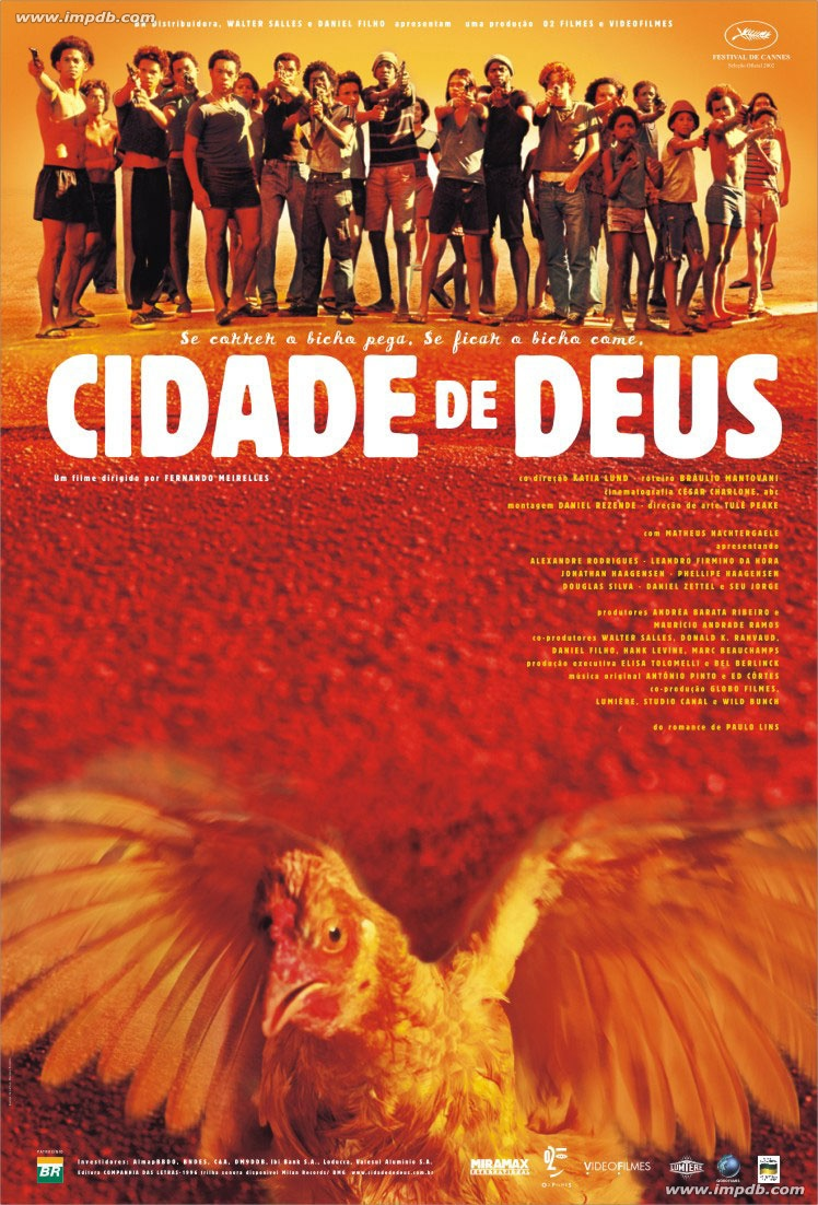 Thành phố của Chúa - Cidade de Deus (2002)