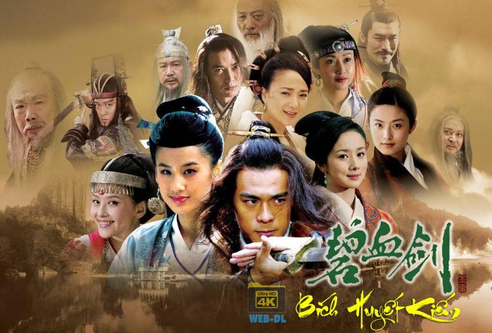 Phim kiếm hiệp Kim Dung hay nhất: Bích huyết kiếm