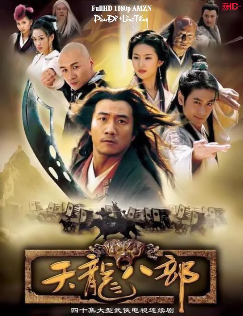 Thiên long bát bộ - Demi-gods and semi-devils (2003)
