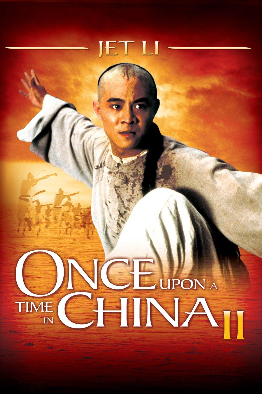 Phim võ thuật Lý Liên Kiệt hay: Hoàng Phi Hồng