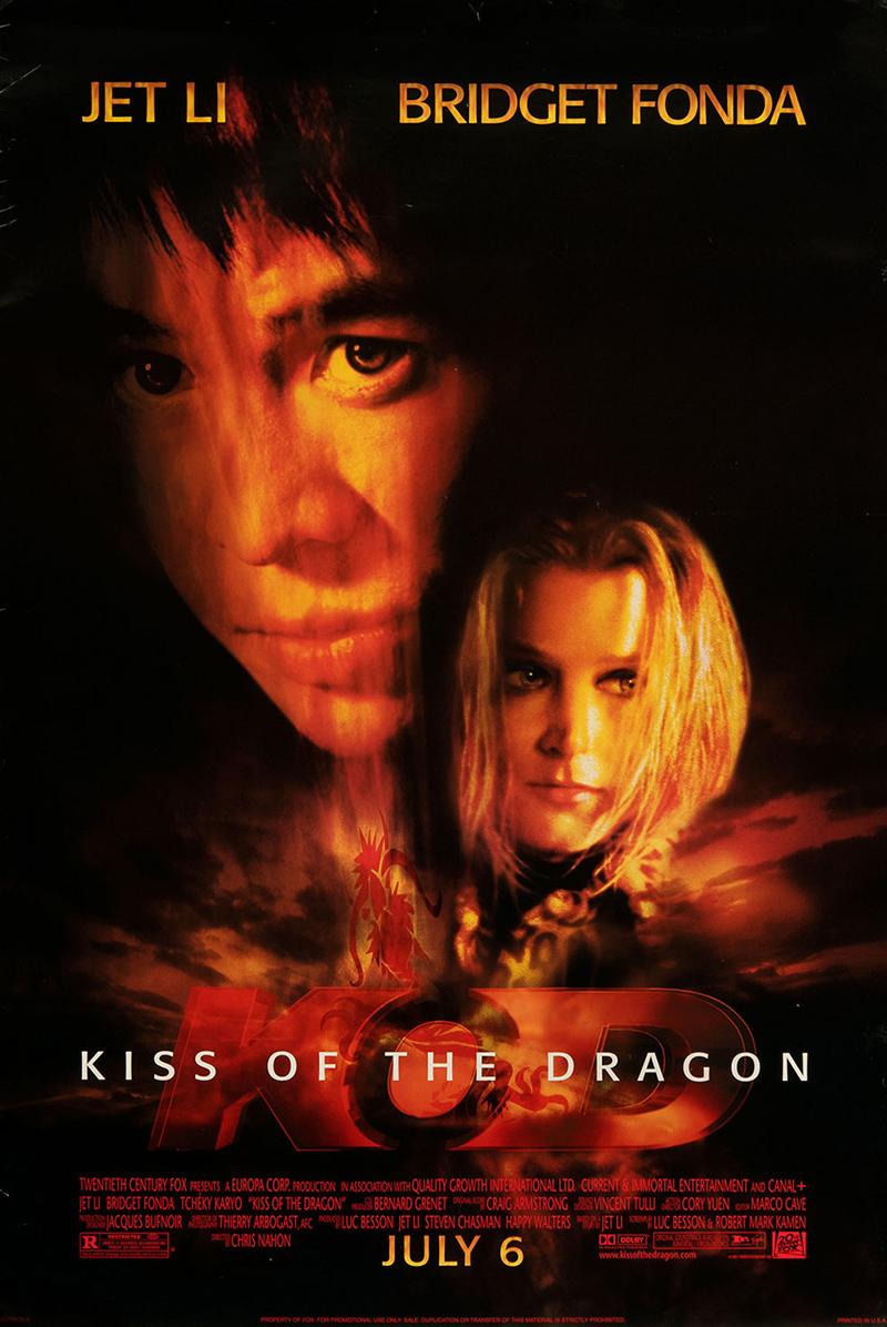 Nụ hôn của rồng - Kiss of Dragon (2001)