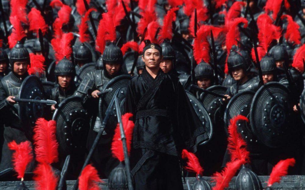 Phim võ thuật Lý Liên Kiệt: Anh hùng - Hero (2002)