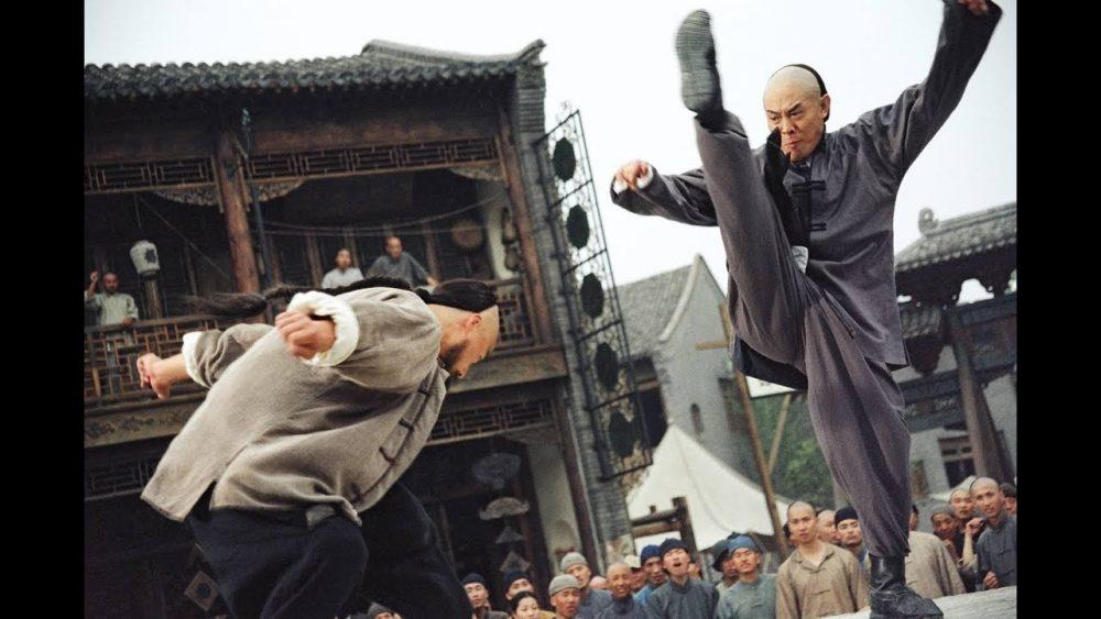 Thái cực Trương Tam Phong - Tai Chi Master (1993)