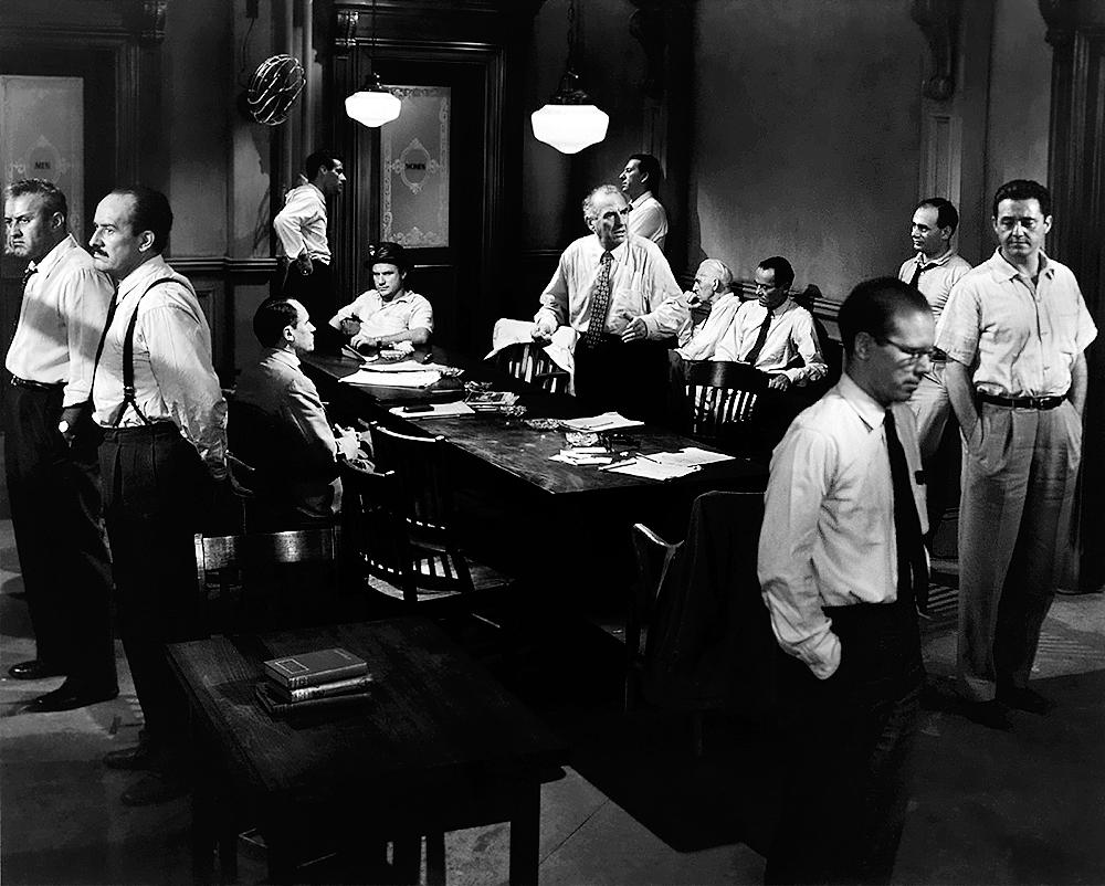 12 người đàn ông giận dữ - 12 angry men (1975)
