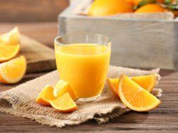 Uống nước cam có đẹp da không