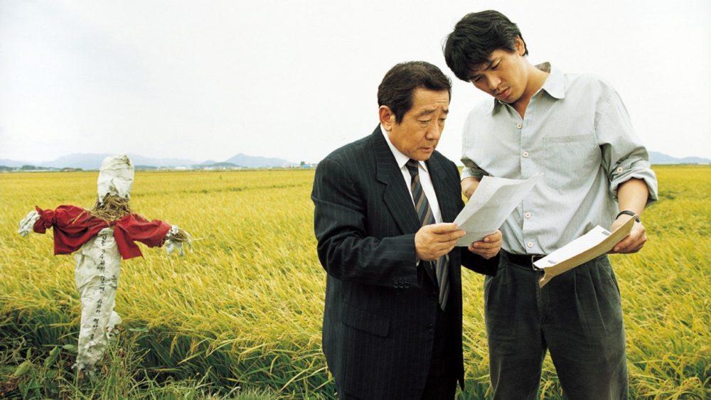 Phim trinh thám Hàn Quốc hay nhất:Hồi ức kẻ sát nhân
