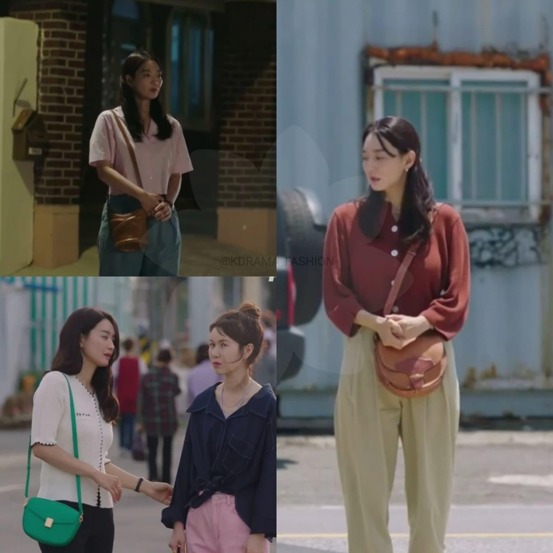 Thời trang Shin Min Ah trong phim Hometown Cha-Cha-Cha 5