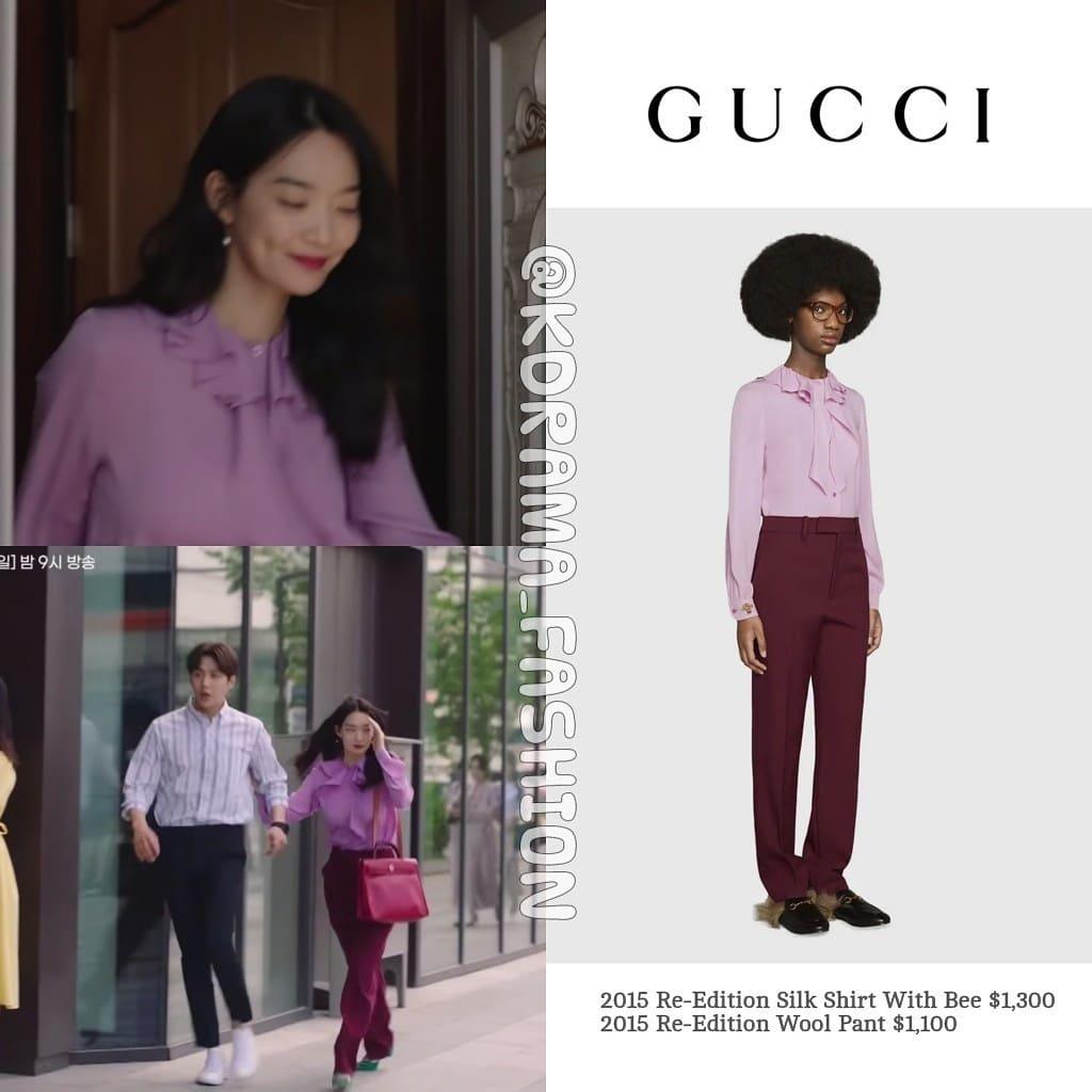 Thời trang Shin Min Ah trong phim Hometown Cha-Cha-Cha 2