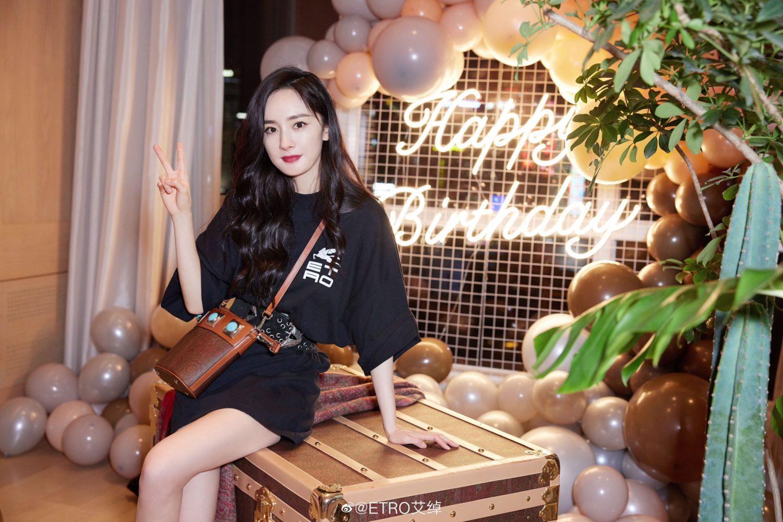 Dương Mịch đón sinh nhật tuổi 35 trong vai trò đại sứ toàn cầu của Etro 3