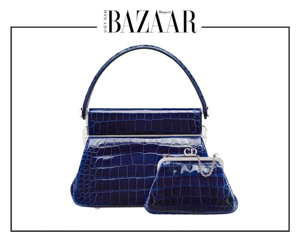 Dior giới thiệu mẫu túi Dior Babe với phiên bản tuỳ chọn đặc biệt 2