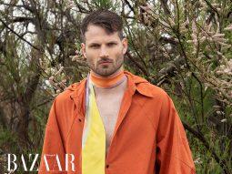 David Koch: Trở thành người mẫu giúp tôi tự tin hơn về bản thân