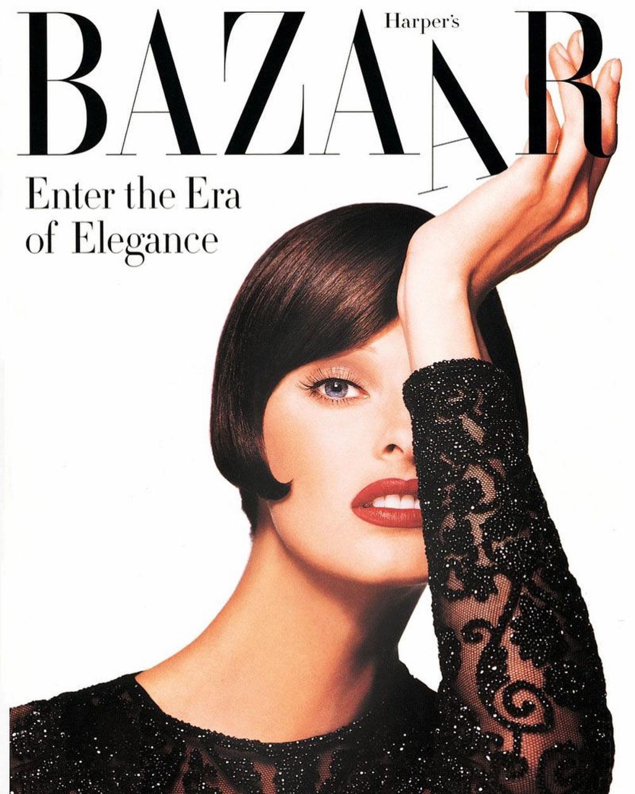 Vì sao siêu mẫu Linda Evangelista biến mất khỏi làng thời trang? 1
