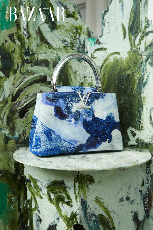 Louis Vuitton ra mắt 6 thiết kế Artycapucines nghệ thuật năm 2021 19