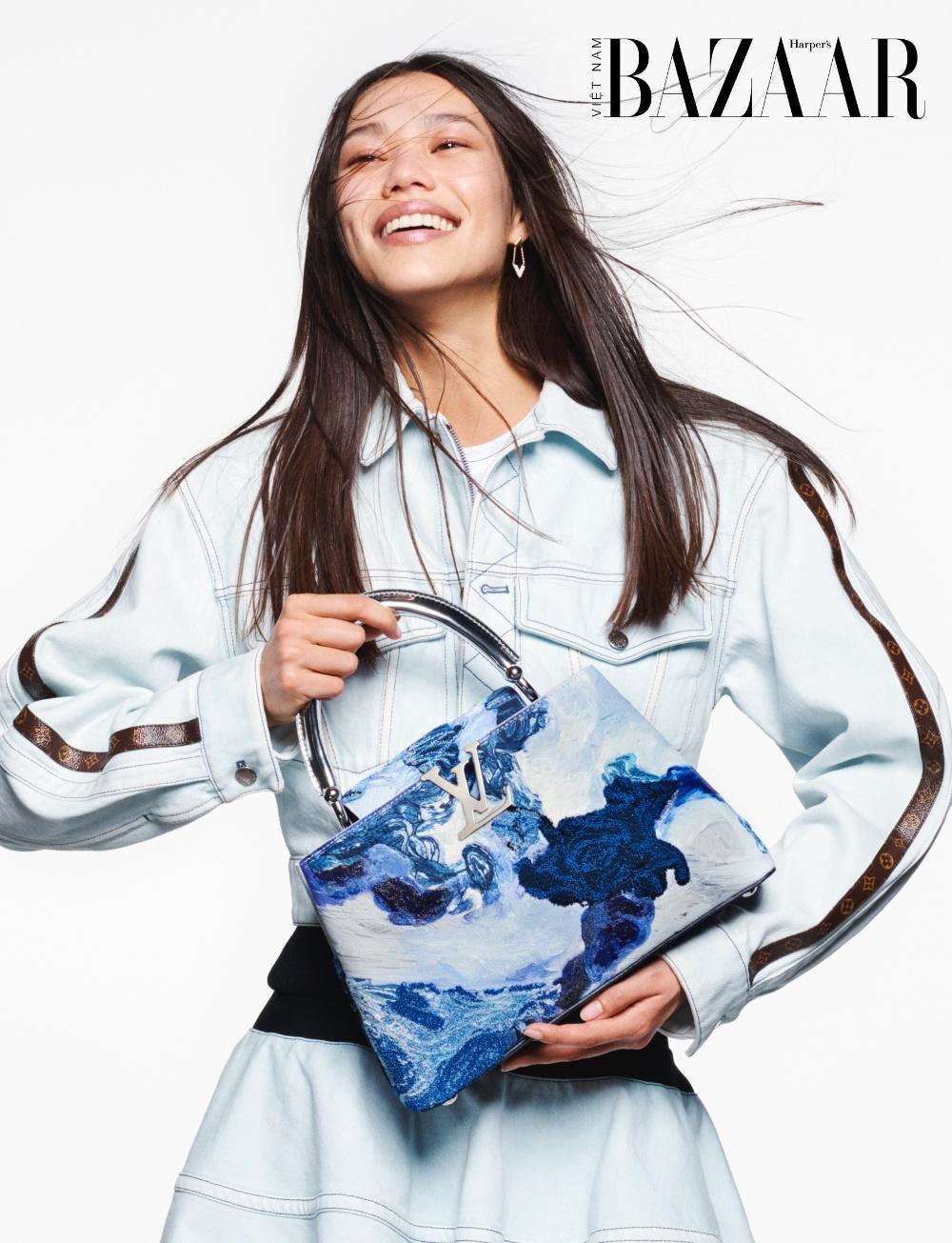 Louis Vuitton ra mắt 6 thiết kế Artycapucines nghệ thuật năm 2021 20