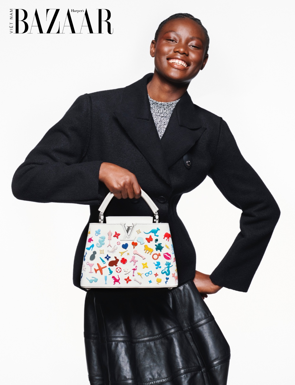 Louis Vuitton ra mắt 6 thiết kế Artycapucines nghệ thuật năm 2021 11