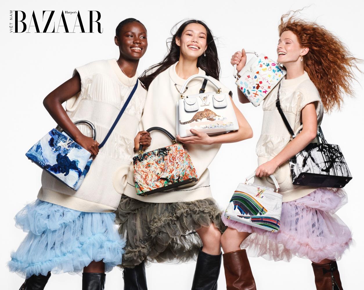 Louis Vuitton ra mắt 6 thiết kế Artycapucines nghệ thuật năm 2021 1