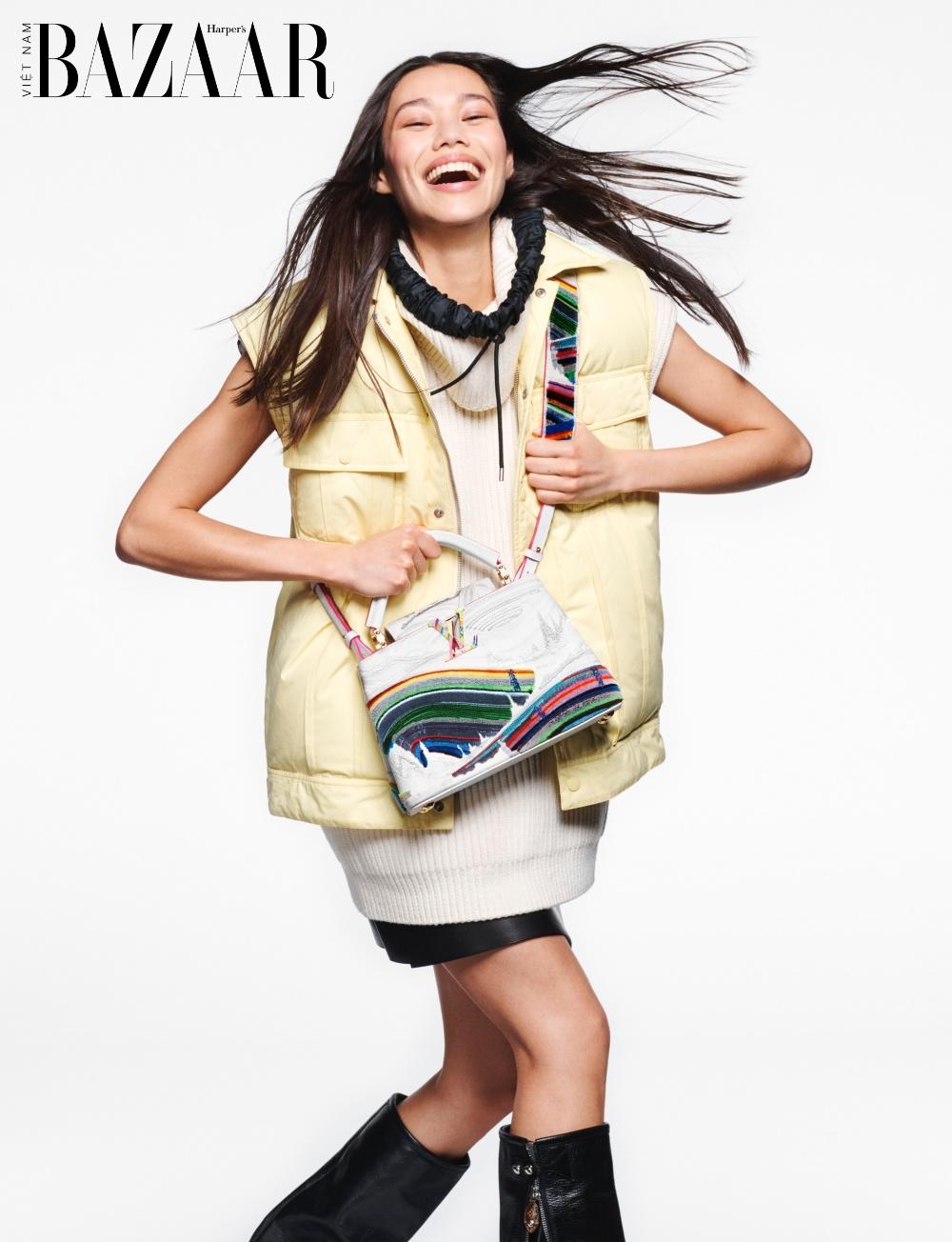 Louis Vuitton ra mắt 6 thiết kế Artycapucines nghệ thuật năm 2021 4