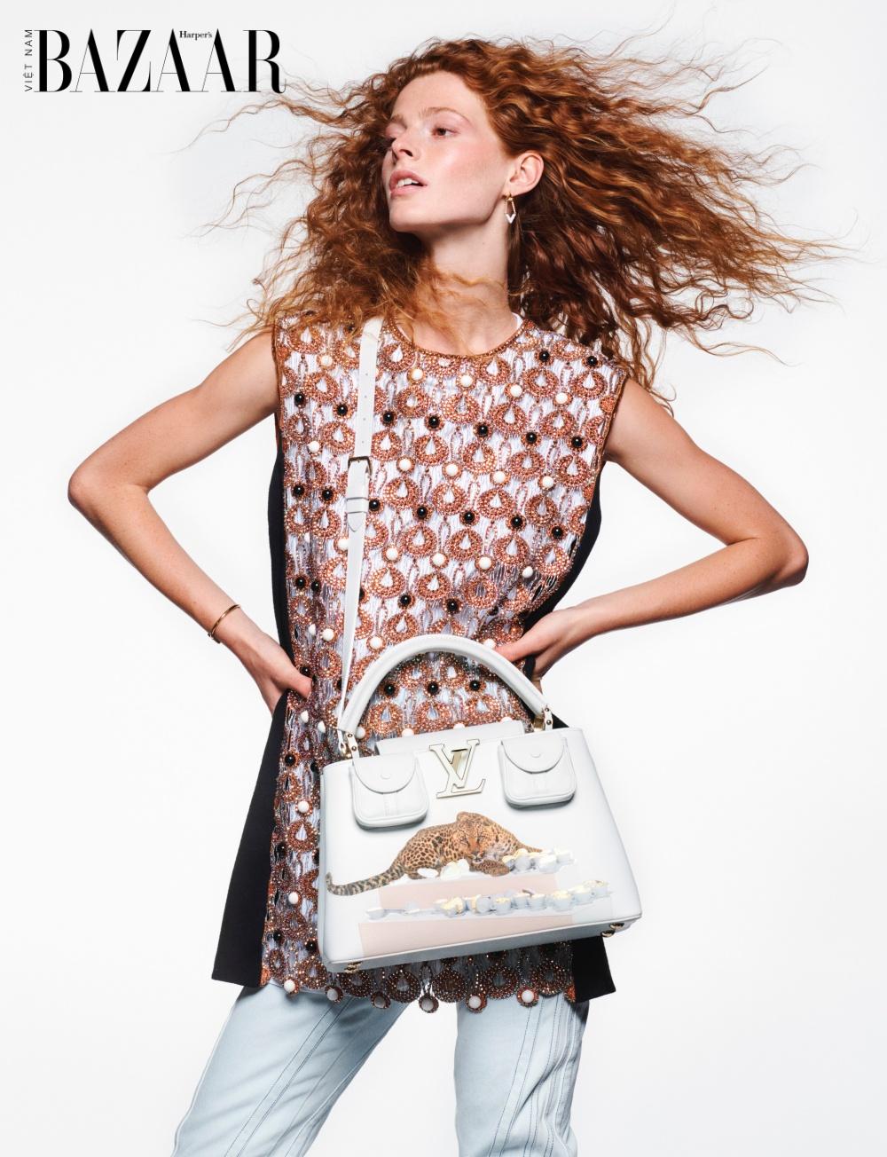 Louis Vuitton ra mắt 6 thiết kế Artycapucines nghệ thuật năm 2021 14