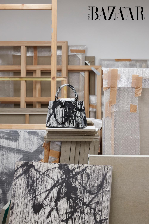 Louis Vuitton ra mắt 6 thiết kế Artycapucines nghệ thuật năm 2021 16