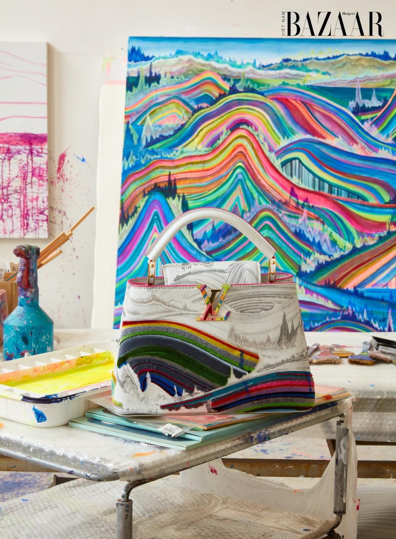 Louis Vuitton ra mắt 6 thiết kế Artycapucines nghệ thuật năm 2021 3