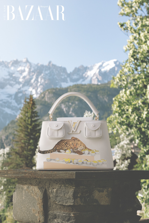 Louis Vuitton ra mắt 6 thiết kế Artycapucines nghệ thuật năm 2021 13
