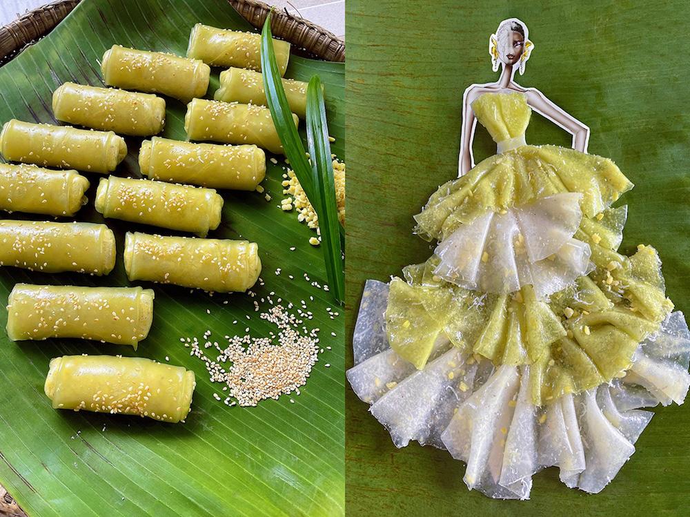 Nguyễn Minh Công biến 7 loại bánh Nam Bộ thành đầm công chúa 3