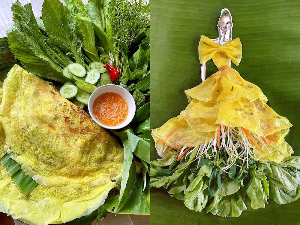 Nguyễn Minh Công biến 7 loại bánh Nam Bộ thành đầm công chúa 5