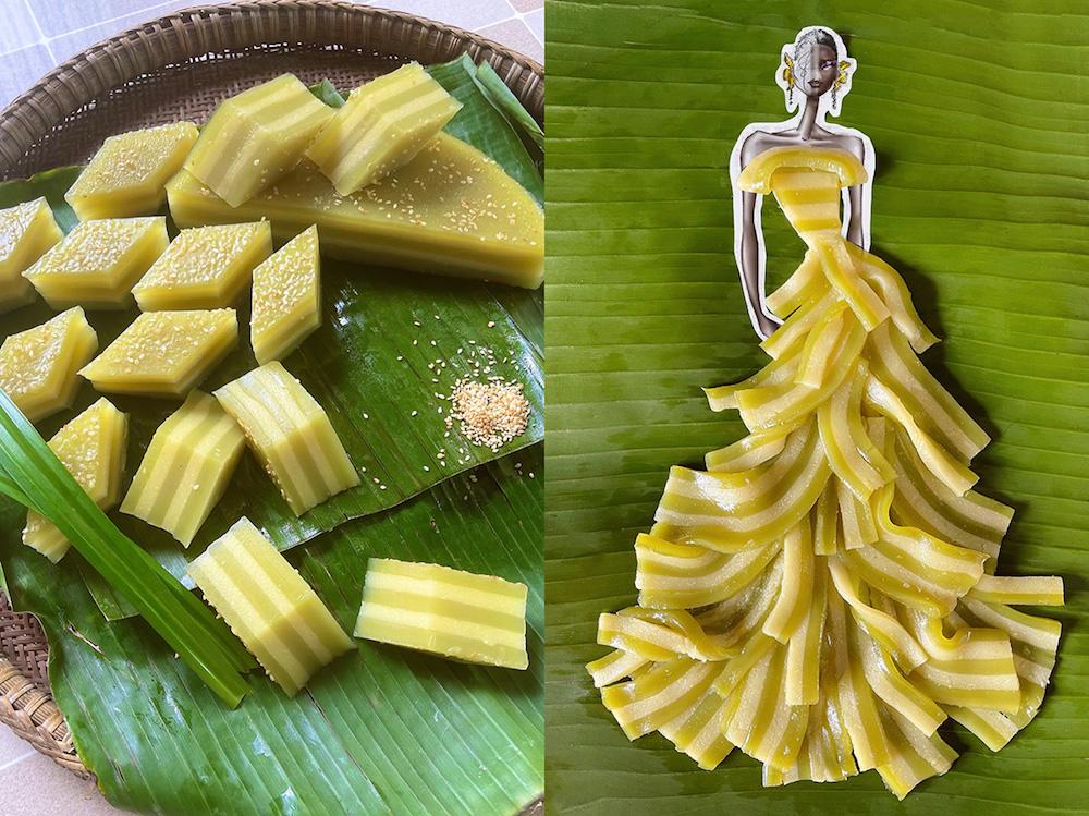 Nguyễn Minh Công biến 7 loại bánh Nam Bộ thành đầm công chúa 9