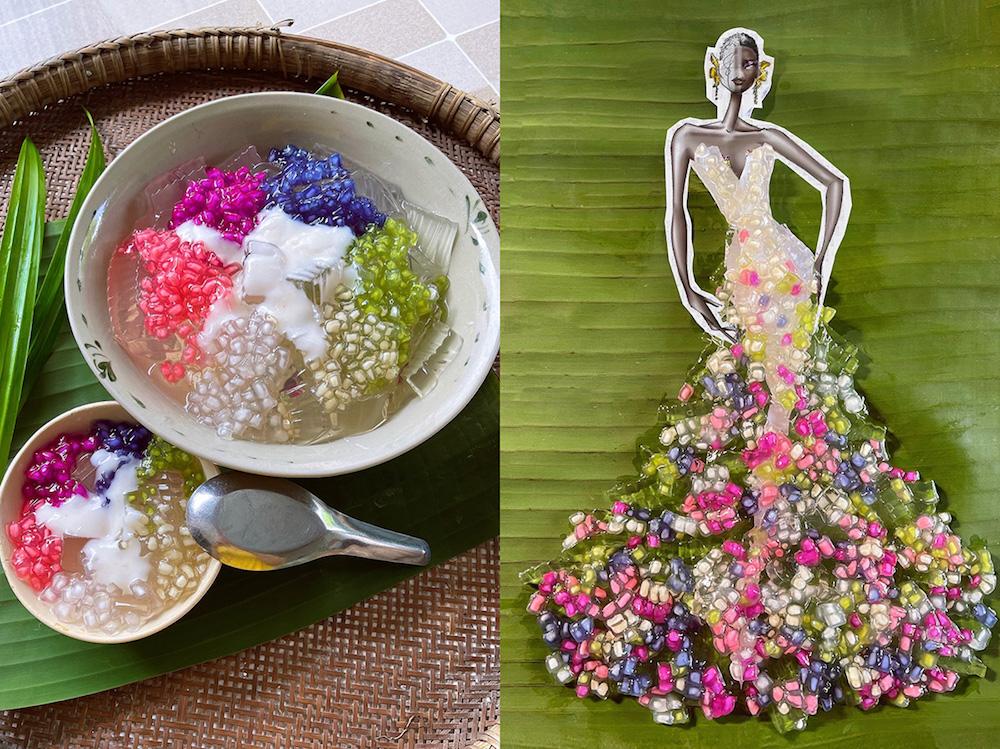 Nguyễn Minh Công biến 7 loại bánh Nam Bộ thành đầm công chúa 7