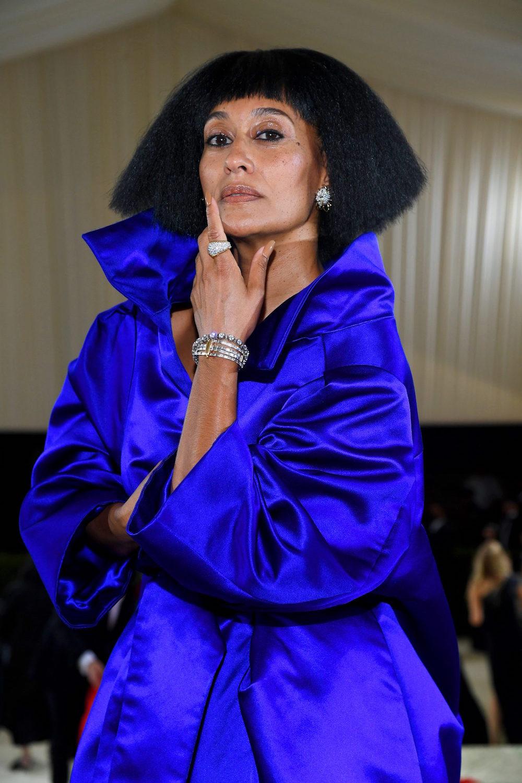 Trang sức Tiffany & Co khiến thảm đỏ Met Gala 2021 bừng sáng 1