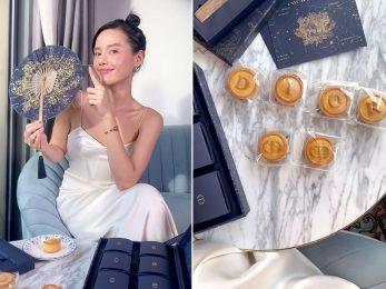 """Cùng """"đập hộp"""" bánh Trung thu xa xỉ năm 2021 từ Gucci, Dior, Louis Vuitton, Burberry…"""