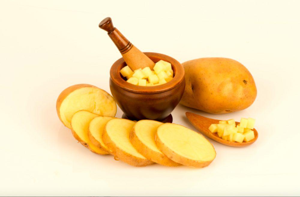 Công dụng làm đẹp của khoai tây
