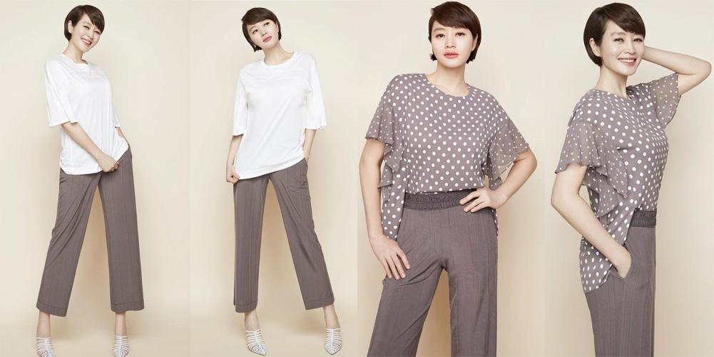 Cách phối đồ cho người lùn mập: Chọn trang phục vừa vặn để tôn vóc dáng